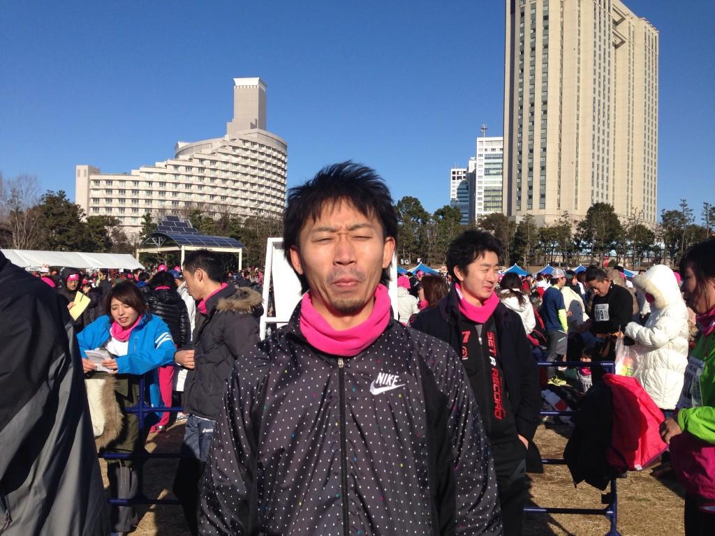 税理士 マラソン